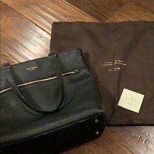 kate spade Bags - Kate Spade ♠️ Black Pebble Leather Purse